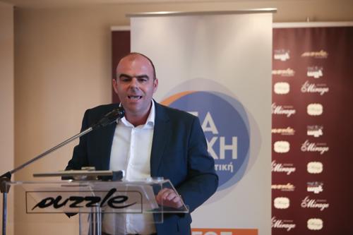 Λ. Κοσμόπουλος: Ένας συμπολίτης στην θέση του Αντιπεριφερειάρχη Δυτ. Αττικής