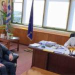 «Κλείδωσε» η έγκριση του Γ.Π.Σ. του Δήμου Μεγαρέων μετά την συνάντηση του Δημάρχου με τον Αν. Υπουργό Περιβάλλοντος