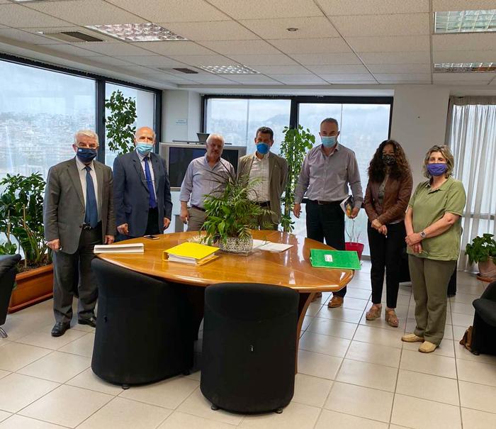 Θαν. Μπούρας: Συμμετείχε σε ευρεία σύσκεψη στην Αποκεντρωμένη Διοίκηση για την αντιμετώπιση των συνεπειών της πυρκαγιάς